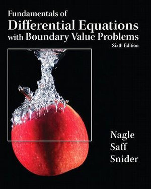 Cover of Fundamentals of Differential Equations and Boundary Value Problems