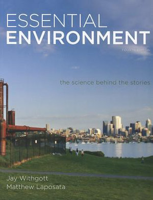 Cover of Essential Environment