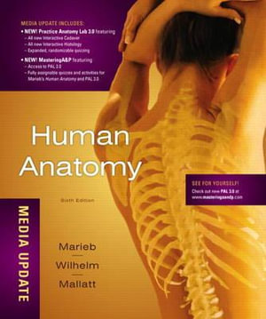 Cover of Human Anatomy with Practice Anatomy Lab 3.0