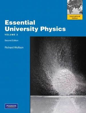 Cover of Essential University Physics