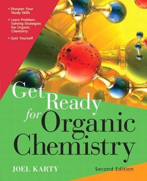 Cover of Get Ready for Organic Chemistry