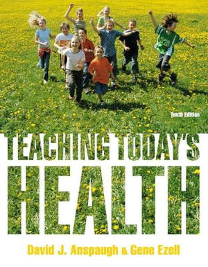 Cover of Teaching Today's Health