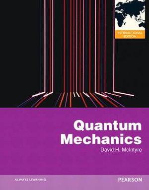 Cover of Quantum Mechanics