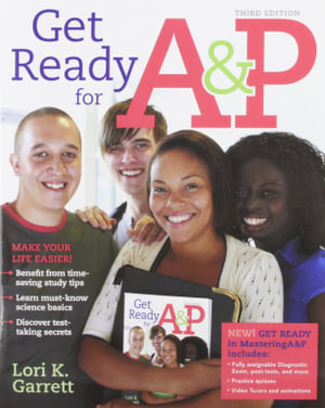 Cover of Get Ready for A and P (ValuePack Only)