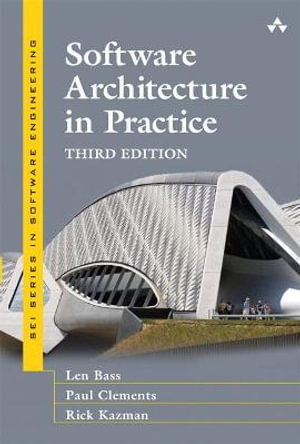 Cover of Software Architecture in Practice