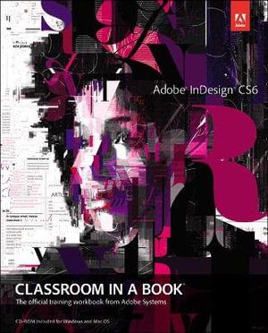 Cover of Adobe InDesign CS6