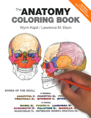 Cover of The Anatomy Coloring Book