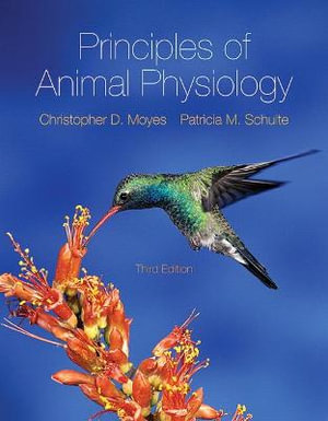 Cover of Principles of Animal Physiology