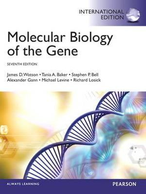 Cover of Molecular Biology of the Gene