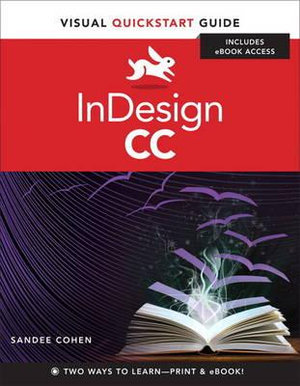 Cover of InDesign CC