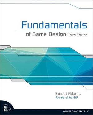 Cover of Fundamentals of Game Design