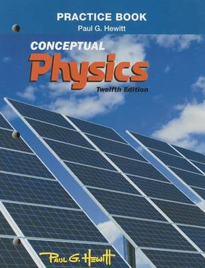 Cover of Practice Book for Conceptual Physics