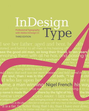 Cover of InDesign Type