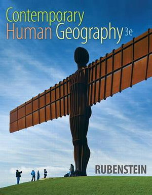 Cover of Contemporary Human Geography
