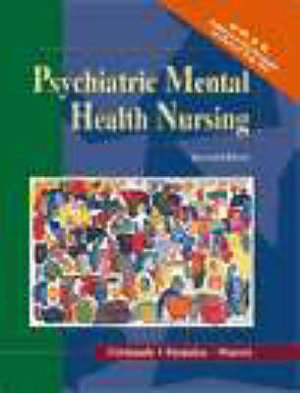 Cover of Psychiatric Mental Health Nursing