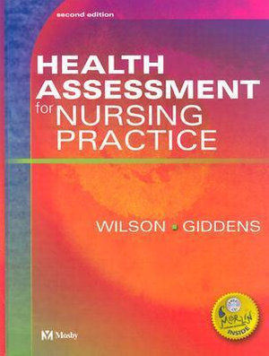 Cover of Health Assessment for Nursing Practice