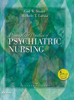 Cover of Principles and Practice of Psychiatric Nursing