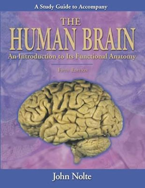 Cover of Study Guide to Accompany The Human Brain