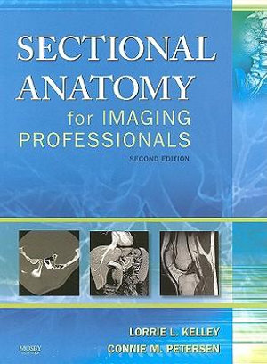 Cover of Sectional anatomy for imaging professionals