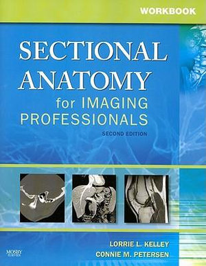 Cover of Workbook for Sectional Anatomy for Imaging Professionals
