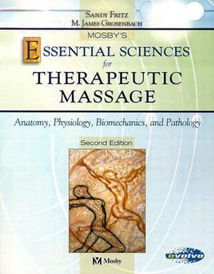 Cover of Mosby's Essential Sciences for Therapeutic Massage