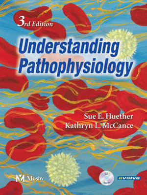 Cover of Understanding Pathophysiology