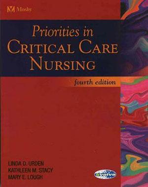Cover of Priorities in Critical Care Nursing
