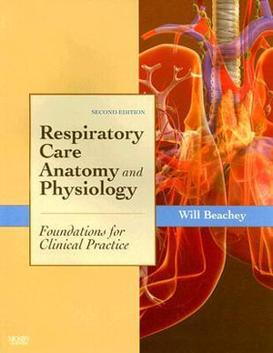 Cover of Respiratory Care Anatomy and Physiology