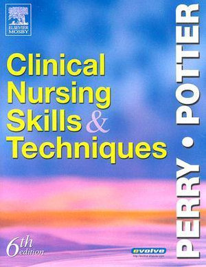 Cover of Clinical Nursing Skills & Techniques