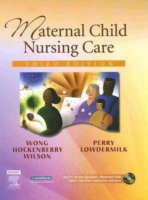 Cover of Maternal Child Nursing Care