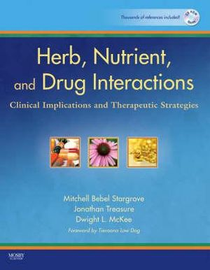 Cover of Herb, Nutrient, and Drug Interactions