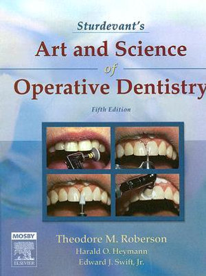 Cover of Sturdevant's Art and Science of Operative Dentistry