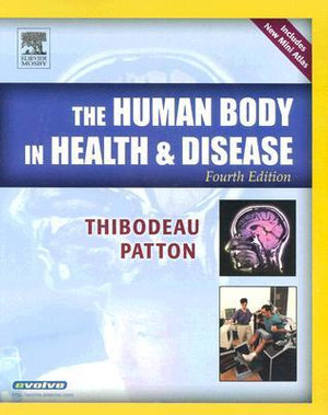 Cover of The Human Body In Health & Disease
