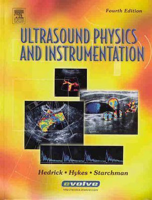 Cover of Ultrasound Physics and Instrumentation