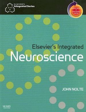 Cover of Elsevier's Integrated Neuroscience