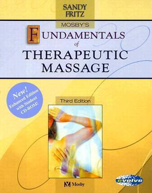 Cover of Mosby's Fundamentals of Therapeutic Massage