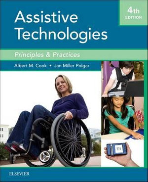 Cover of Cook & Hussey's Assistive Technologies