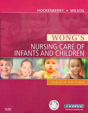 Cover of Wong's Nursing Care of Infants And Children
