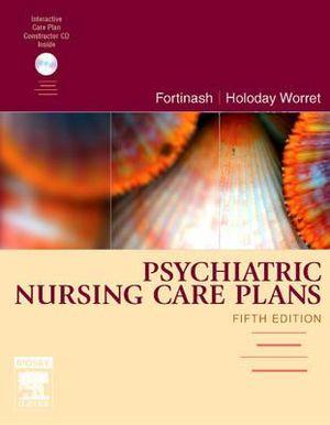Cover of Psychiatric Nursing Care Plans 5e