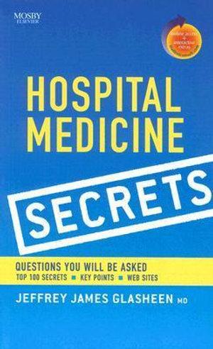 Cover of Hospital medicine secrets
