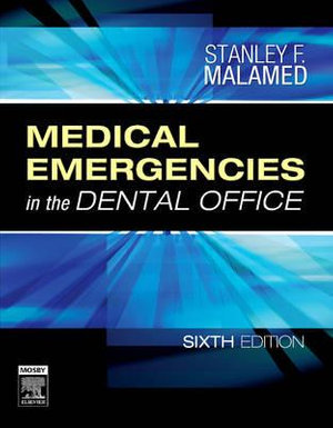 Cover of Medical Emergencies in the Dental Office