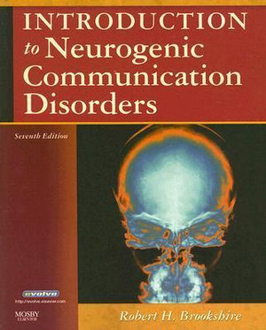 Cover of Introduction to Neurogenic Communication Disorders