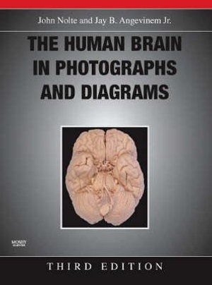 Cover of The Human Brain in Photographs and Diagrams