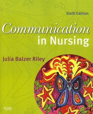 Cover of Communication in Nursing