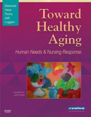 Cover of Toward Healthy Aging