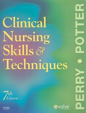 Cover of Clinical Nursing Skills and Techniques
