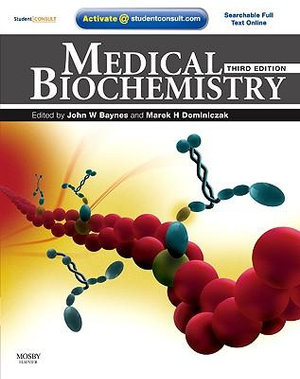 Cover of Medical Biochemistry, Third Edition