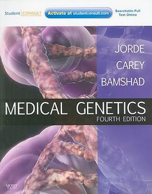 Cover of Medical Genetics