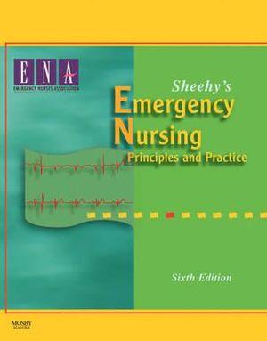 Cover of Sheehy's Emergency Nursing