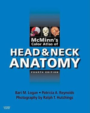 Cover of McMinn's Color Atlas of Head and Neck Anatomy